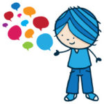 stock-illustration-21852706-boy-with-colourful-speech-bubbles